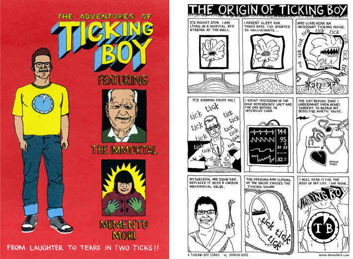 ticking boy web