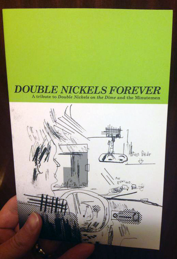 Double Nickels Forever cover