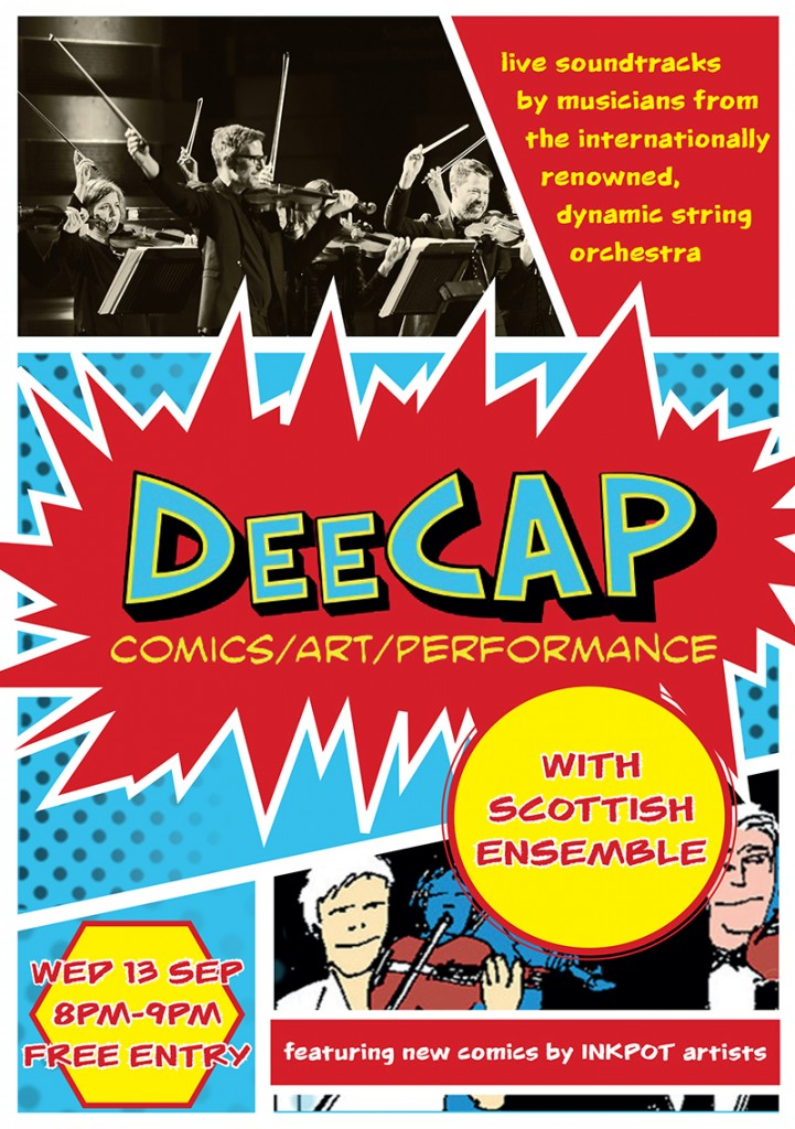 DeecapwithSE_A5flyer front web